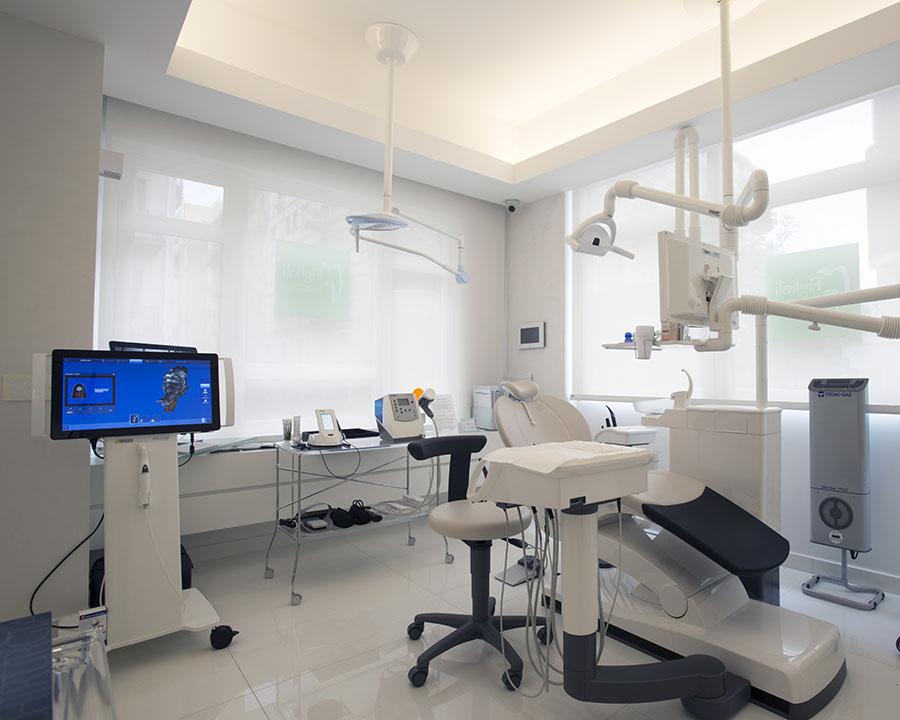 sala studio dentista palermo