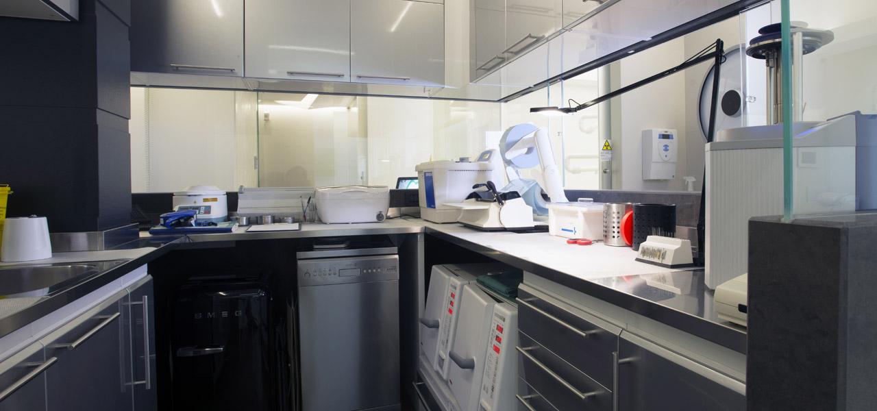area sterilizzazione studio dentistico figlioli