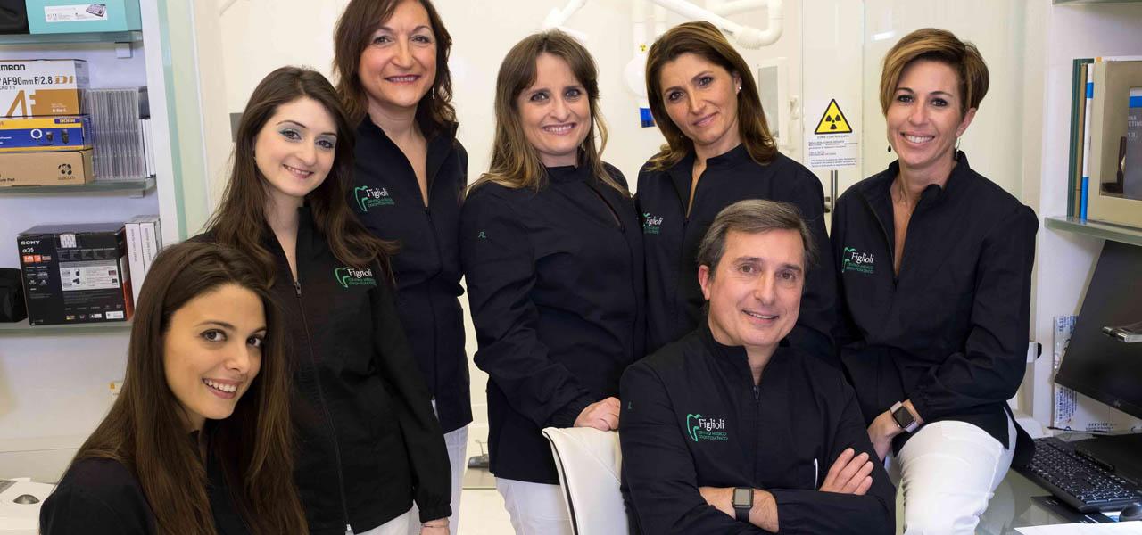 staff dentista figlioli palermo