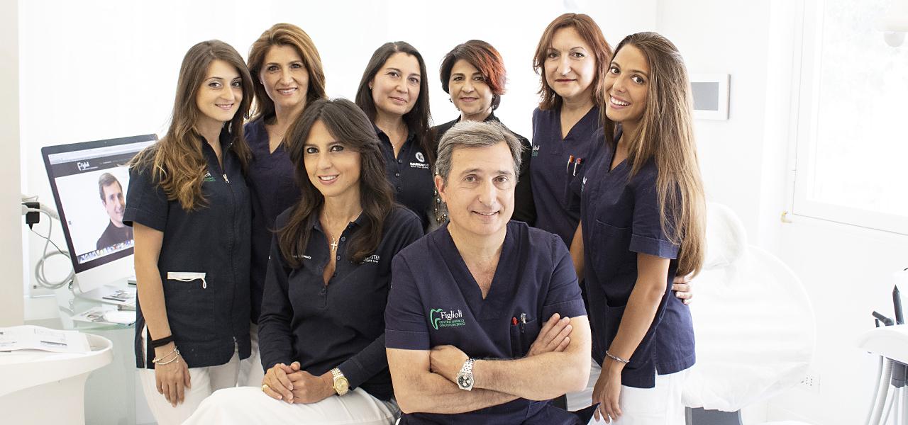 Staff Centro Medico Odontoiatrico - Studio Dentistico Figlioli